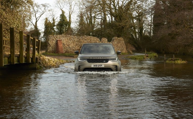 nuova Land Rover Discovery Terrain Response
