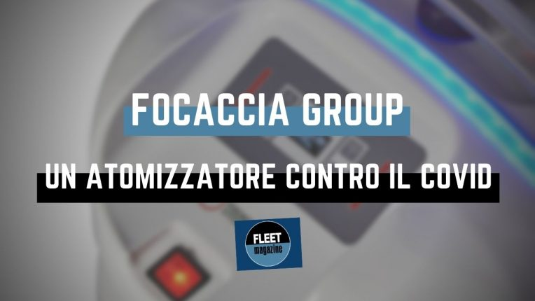 Atomizzatore anti Covid Focaccia Group