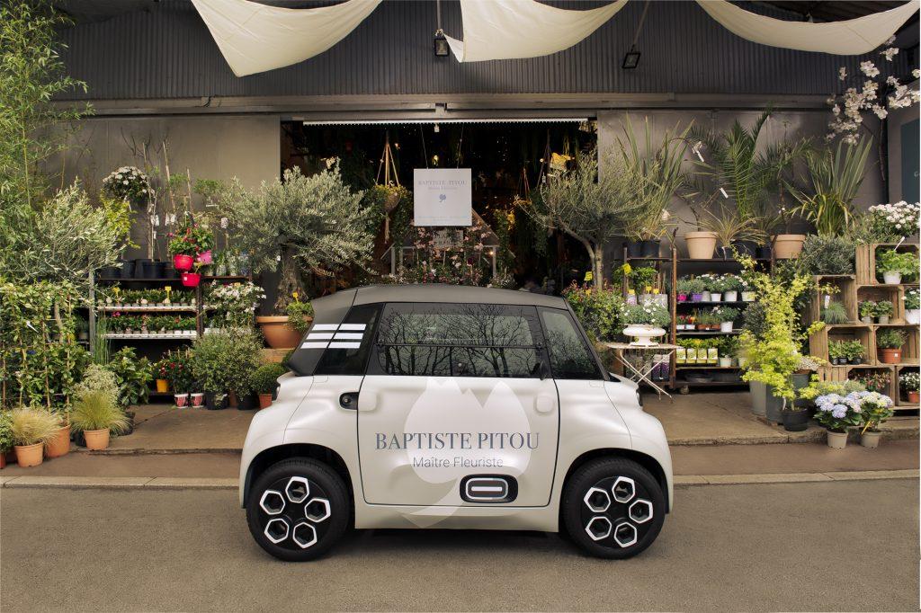 Citroën My Ami Cargo nuova soluzione per i professionisti