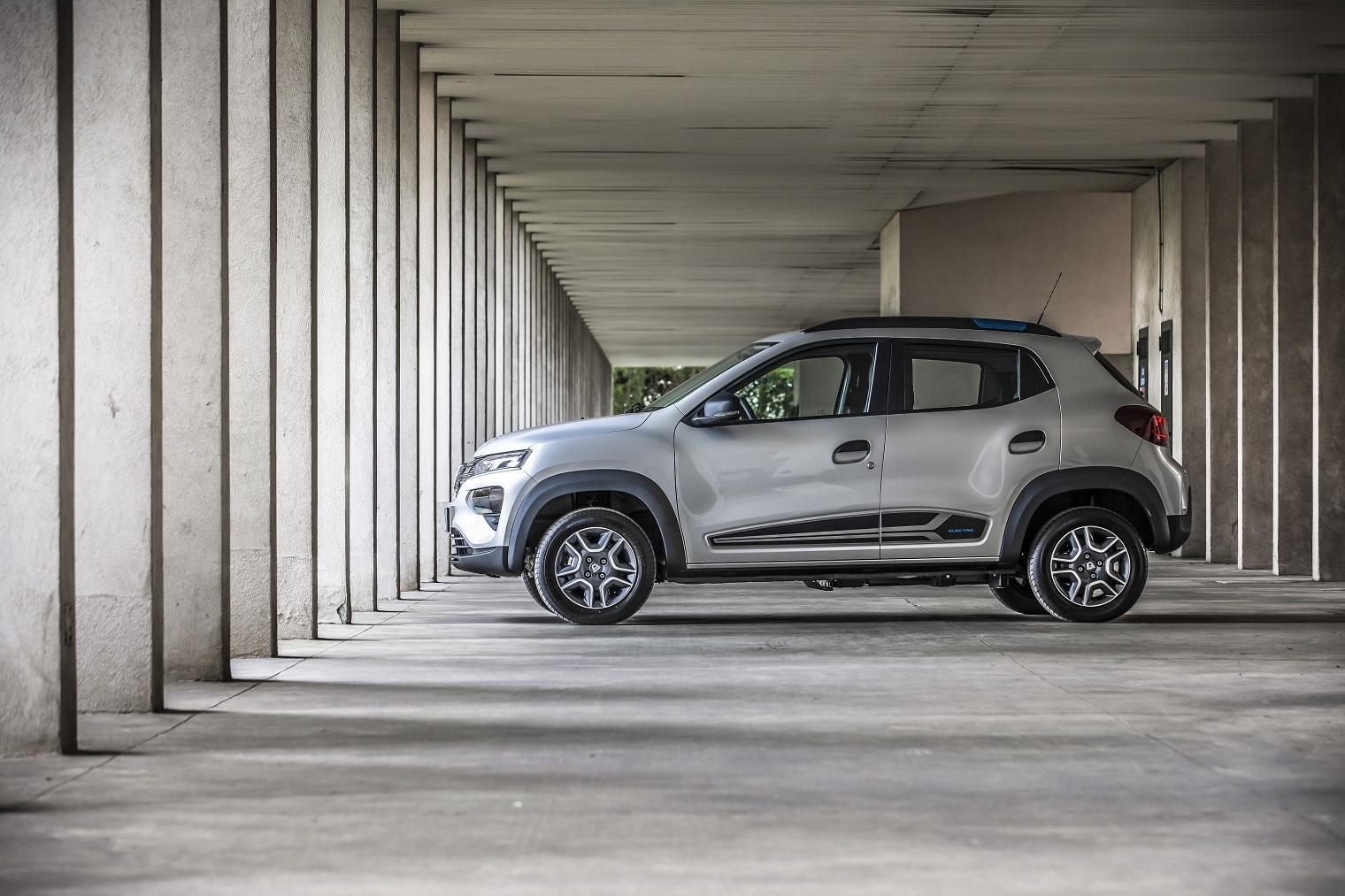 Esterni nuova Dacia Spring