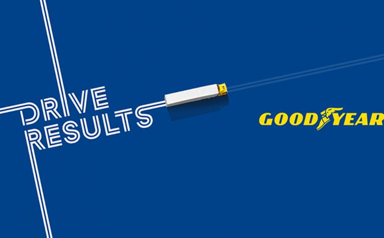 Goodyear lancia la campagna drive results