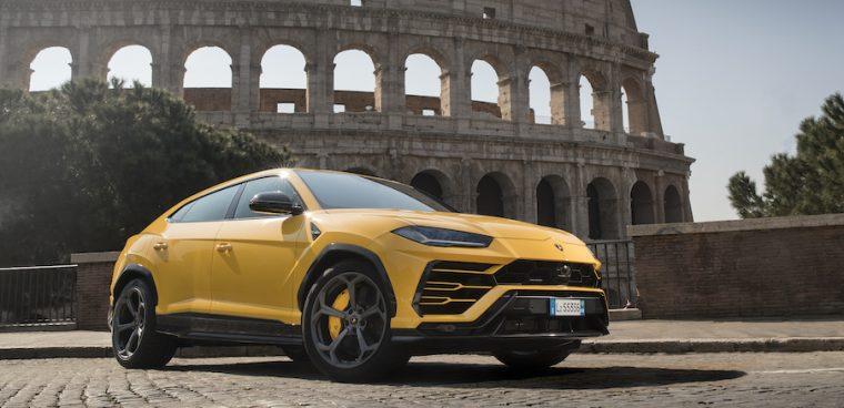 Lamborghini ibrida ed elettrica
