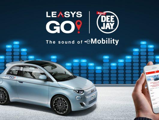 Leasys arriva a Milano e annuncia una partnership con le radio del Gruppo GEDI