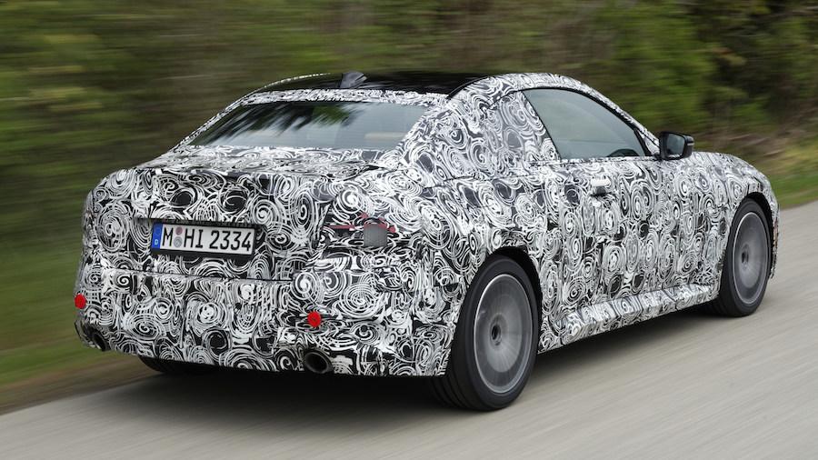 Motori di BMW Serie 2 Coupe