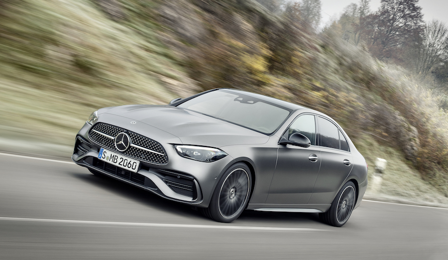 Nuova Mercedes Classe C 2021