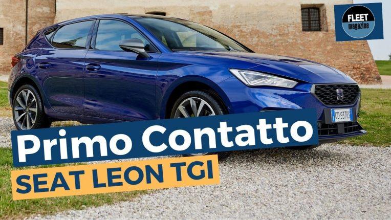 Primo contatto Seat Leon TGI