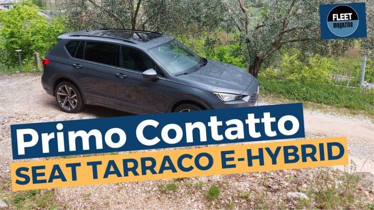 Primo contatto nuova Seat Tarraco e-Hybrid