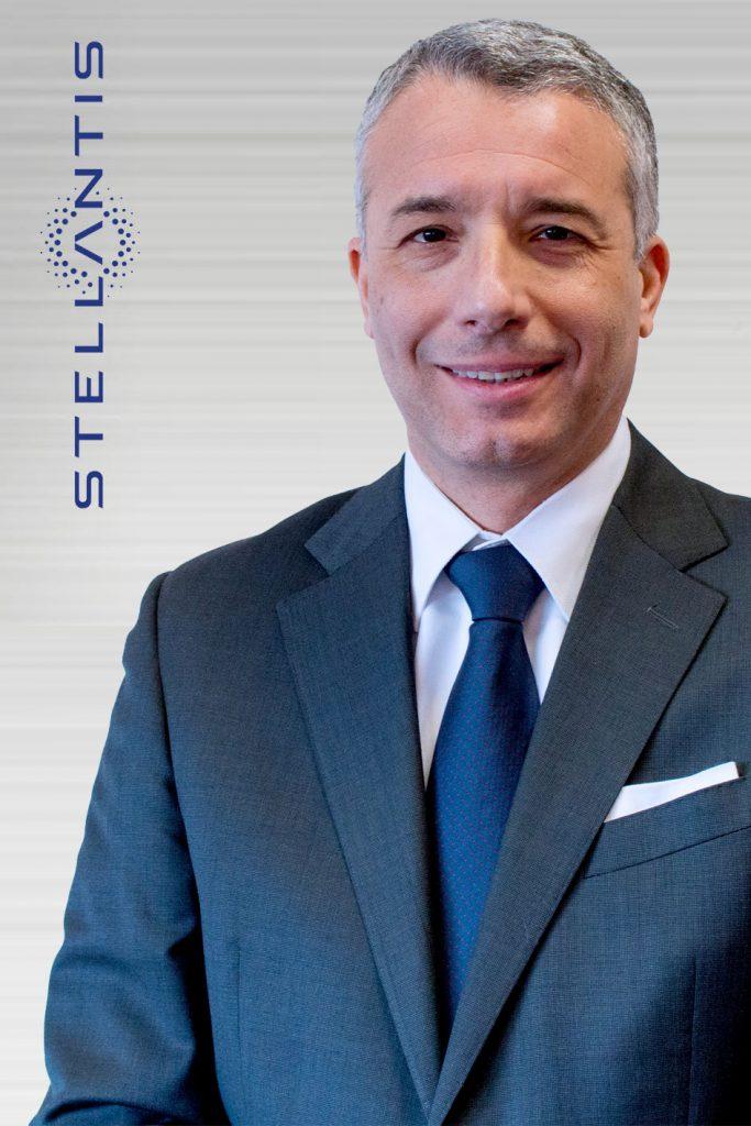 Santo Ficili annuncia nuova organizzazione gruppo Stellantis
