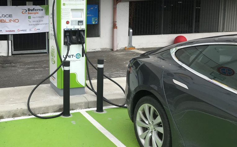 Soluzioni Duferco Energia flotte aziendali