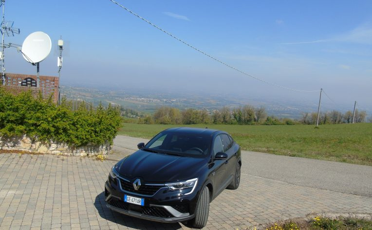Test drive nuova Renault Arkana