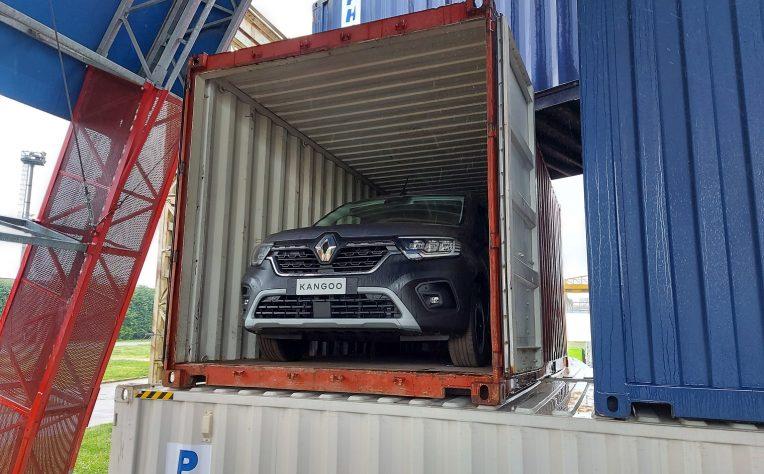 Test drive nuovo Renault Kangoo