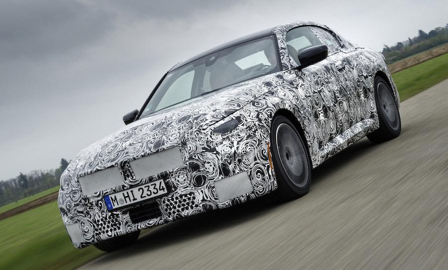 Uscita di BMW Serie 2 Coupe 2021