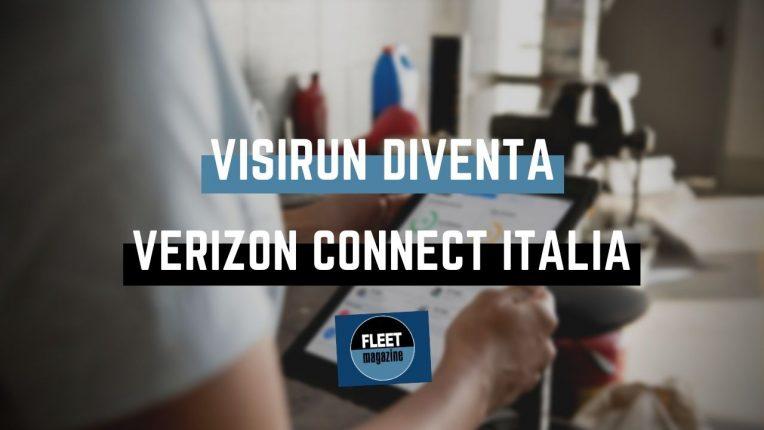 Visirun rebrand Verizon Connect
