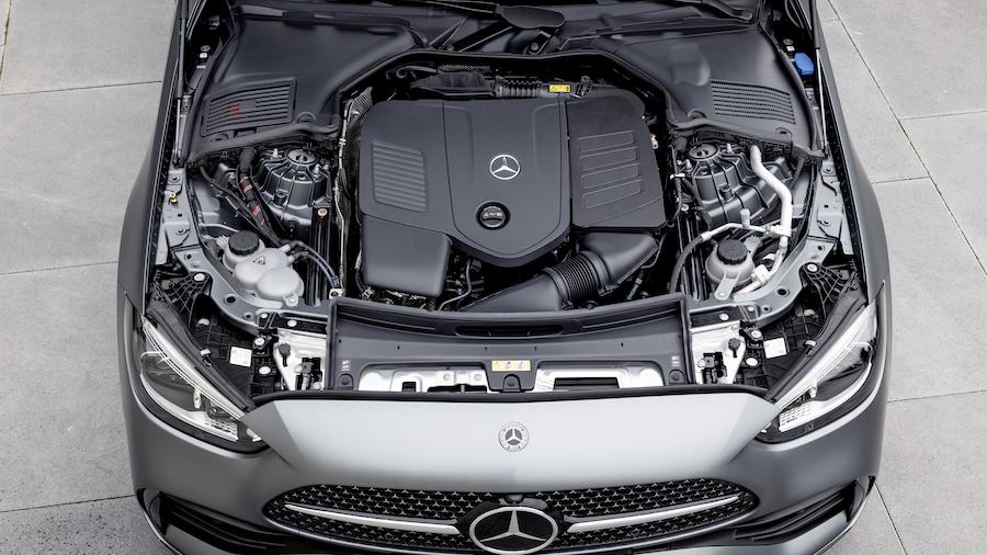 Motori Mercedes Classe C 2021