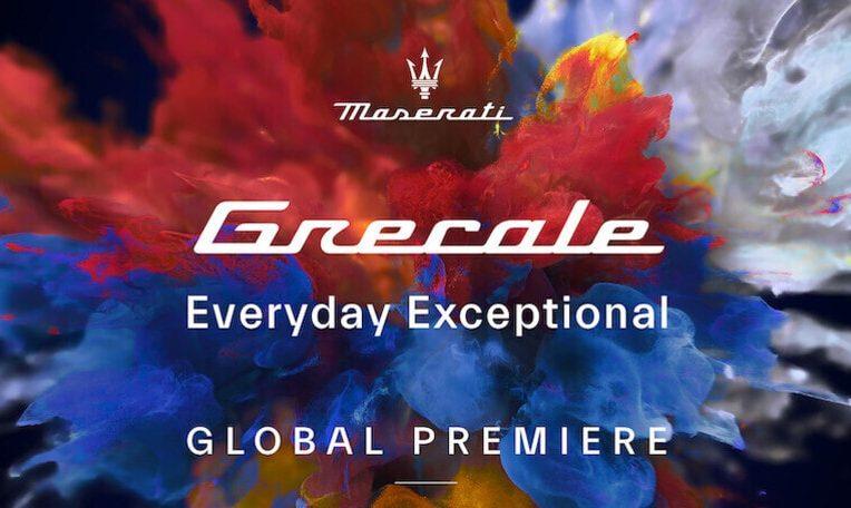 presentazione Maserati Grecale