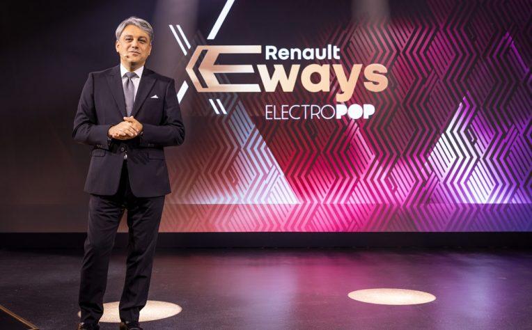 renault punta sull'elettrificazione