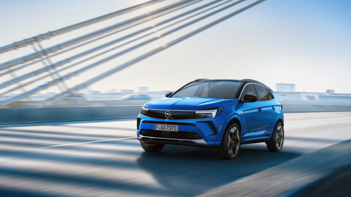 Adas di nuova Opel Grandland