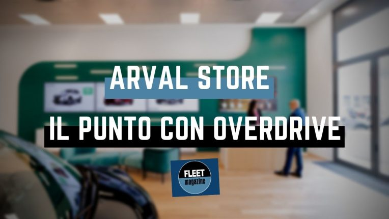 Arval Store Overdrive