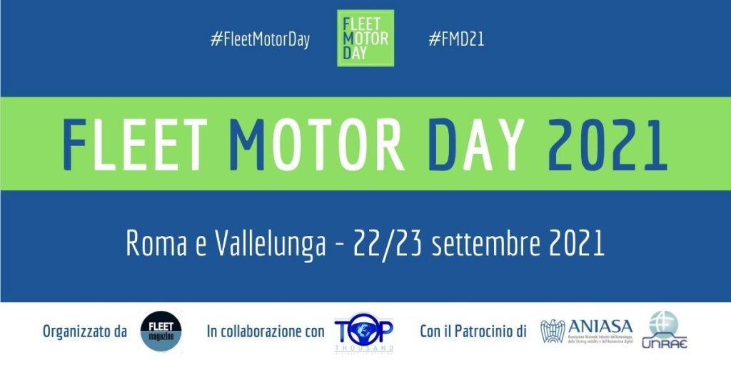 Fleet Motor Day 2021 save the date