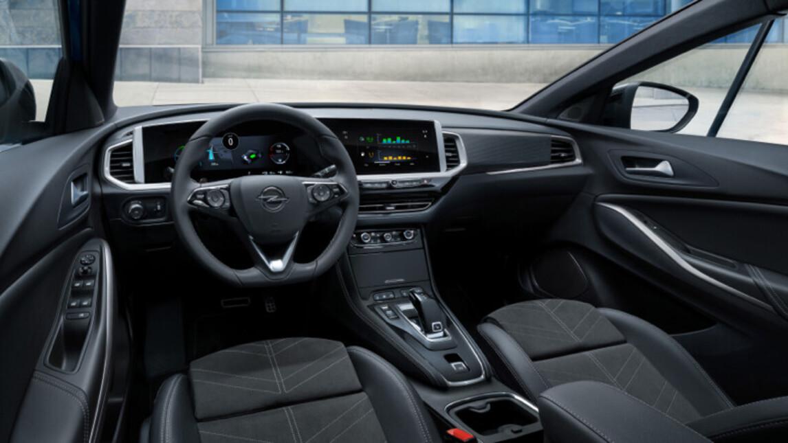 Interni di Opel Grandland 2021