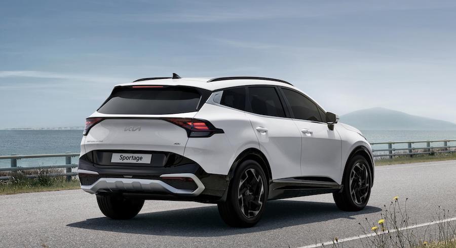Motori di Kia Sportage 2022