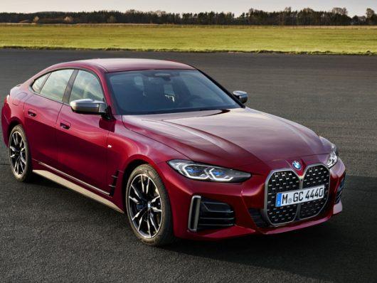 Nuova BMW Serie 4 Gran Coupe