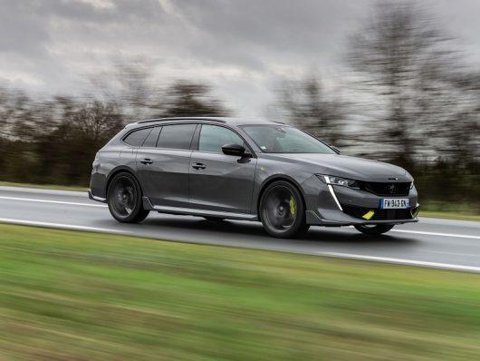 Nuova Peugeot 508 Sport Engineered 2021