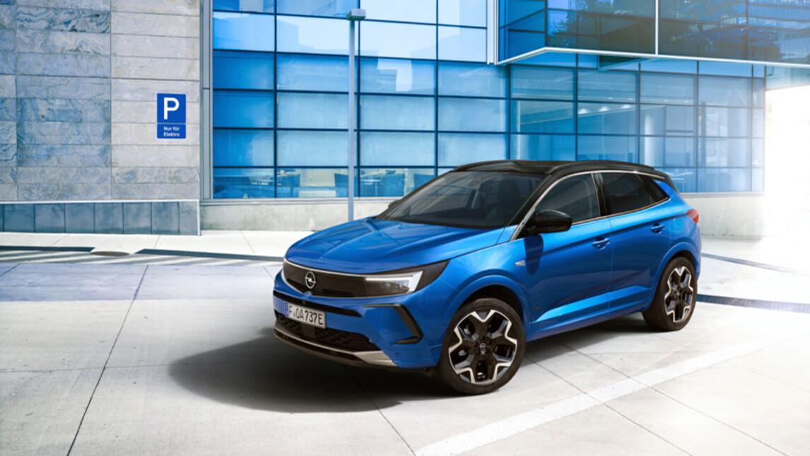 Opel Grandland 2021 fari full led
