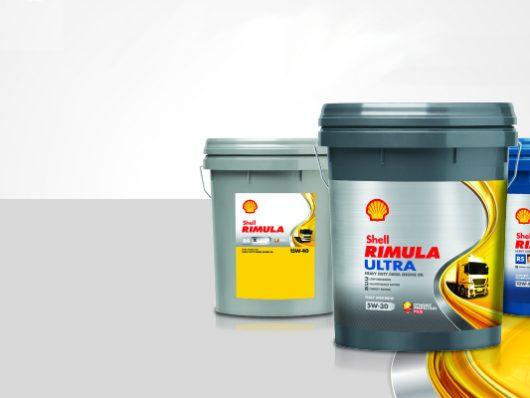shell rimula lubrificanti carbon neutral
