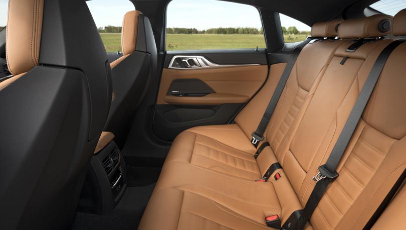Sedili posteriori di BMW Serie 4 Gran Coupe