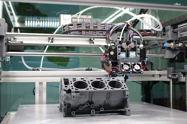 stampa 3d e automotive legame stretto