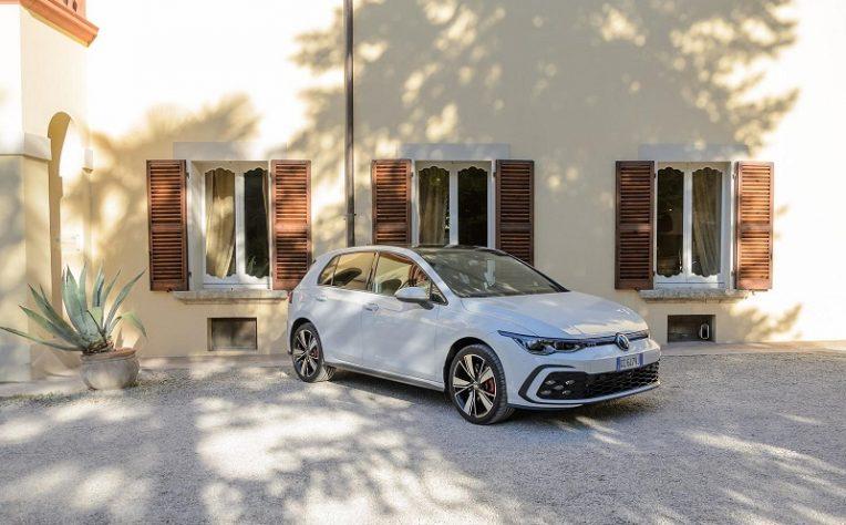 Volkswagen Golf Fleet Manager on the Road 2021