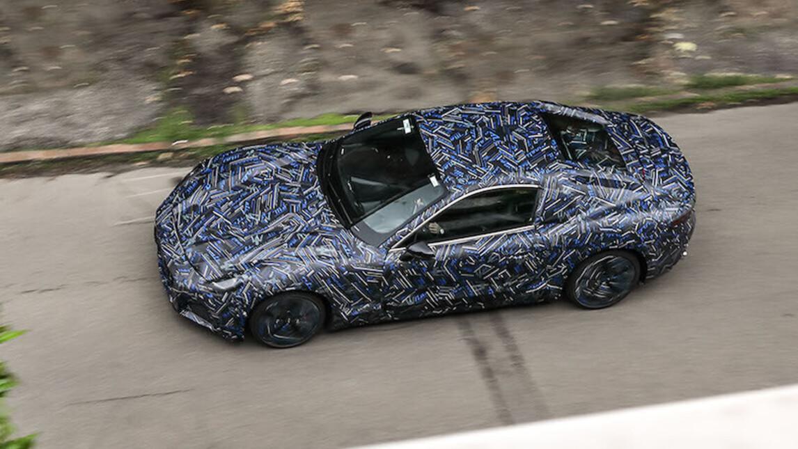 caratteristiche di Maserati Granturismo elettrica
