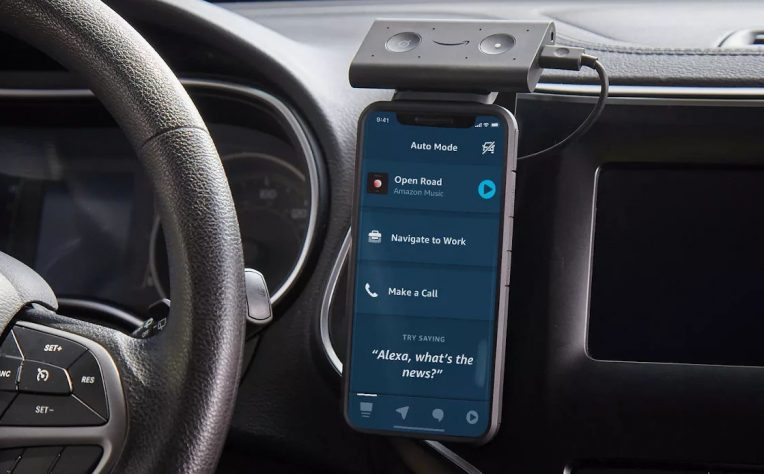 Amazon Alexa Echo Auto