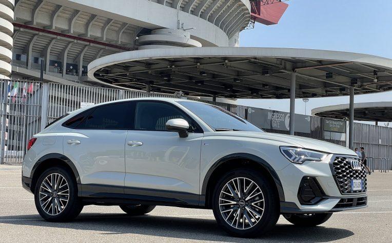 Audi Q3 Sportback Phev 2021