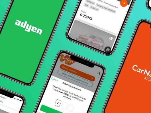 CarNext Italia e Adyen per pagamenti sicuri