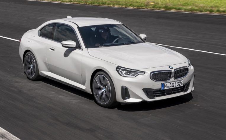 Nuova BMW Serie 2 Coupe