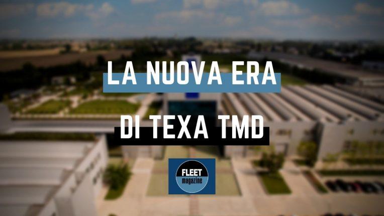 Texa TMD nuova era