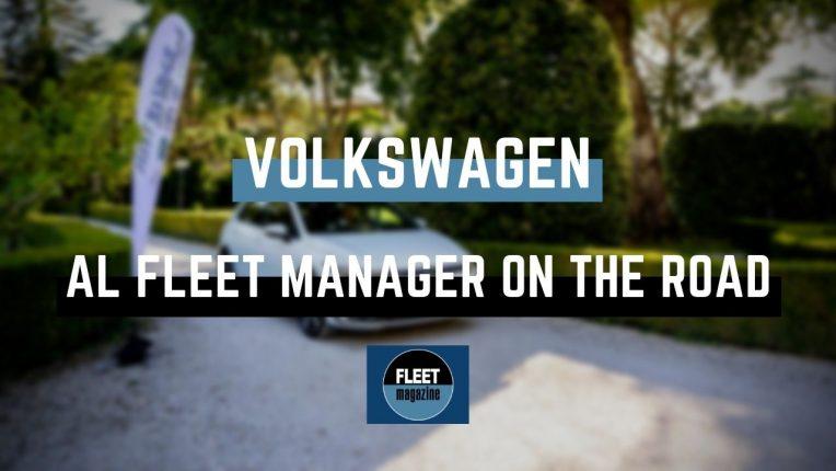 Volkswagen Fleet Manager on the Road 2021
