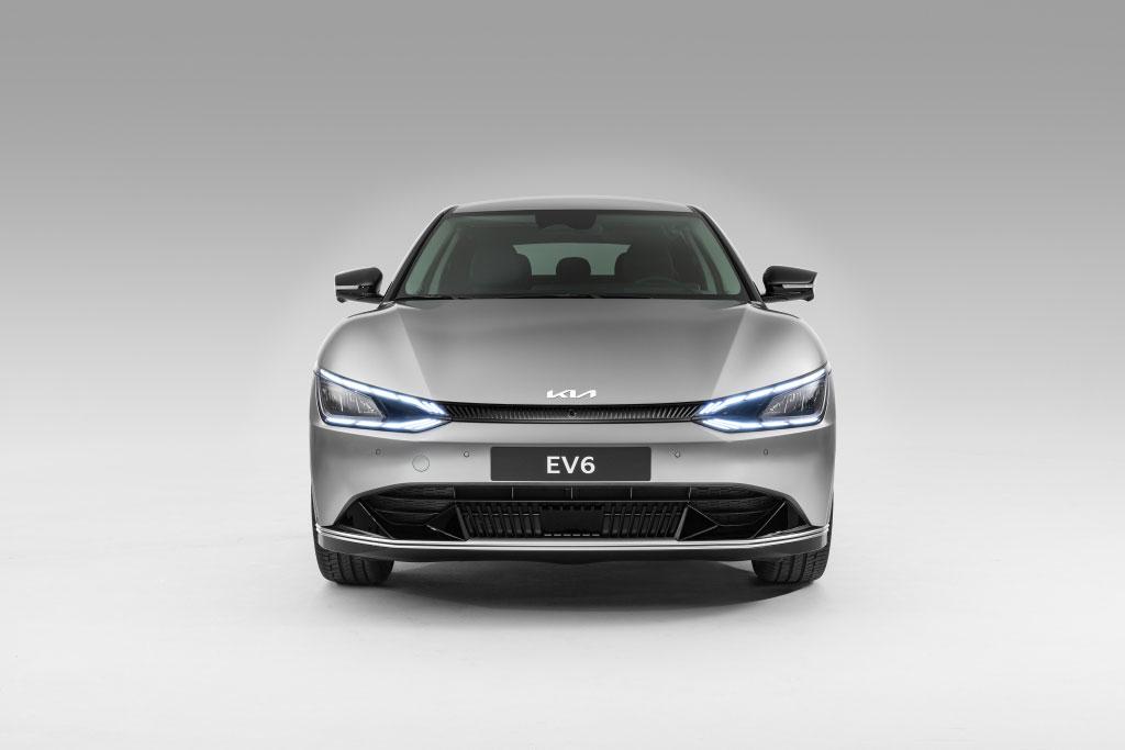 Frontale Kia EV6