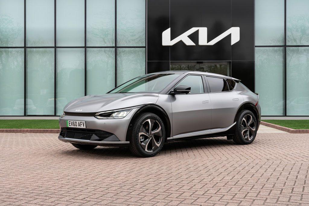 Design Kia Ev6