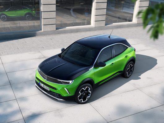 nuova Opel Mokka-e strategia elettrificazione