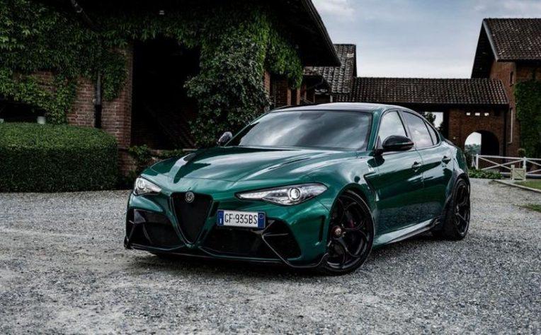 nuova Alfa Romeo Giulia GTA