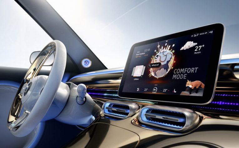 smart concept 1 infotainment