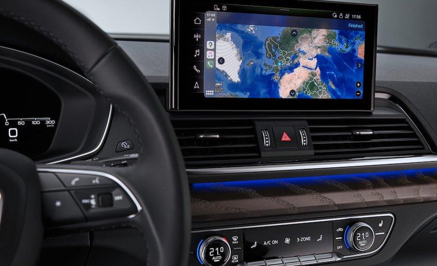 Audi Q5 Sportback a noleggio