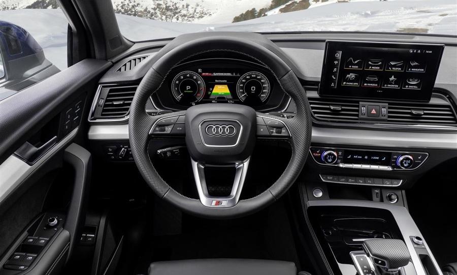 Audi Q5 Sportback interni