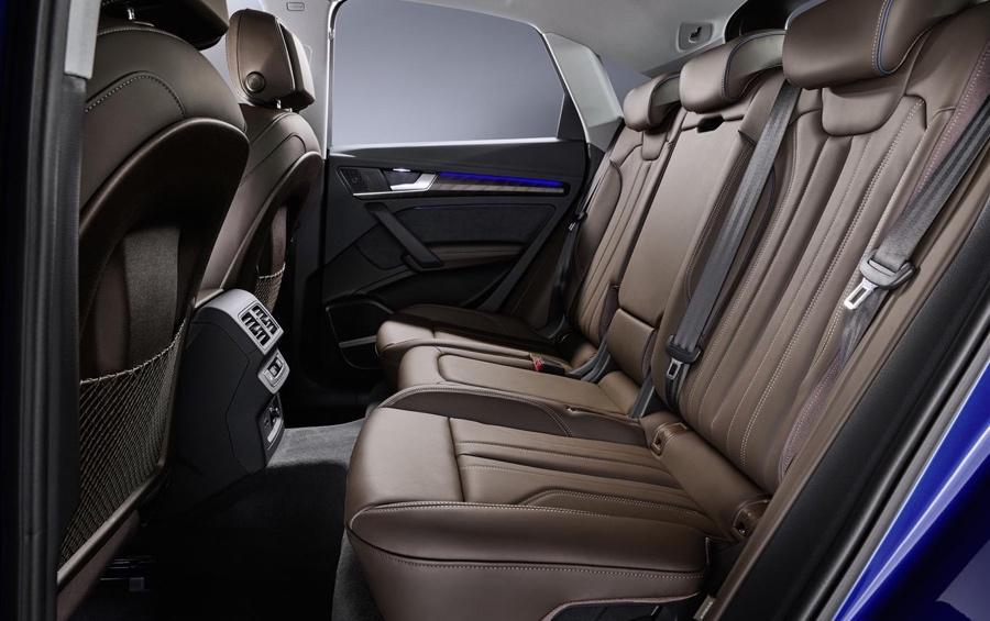 Audi Q5 Sportback sedili