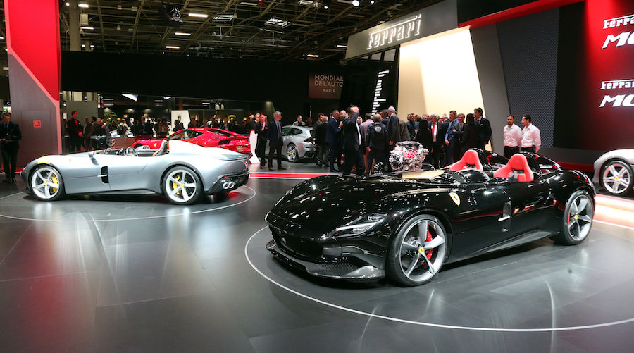 Collaborazione tra Ferrari e LoveFrom