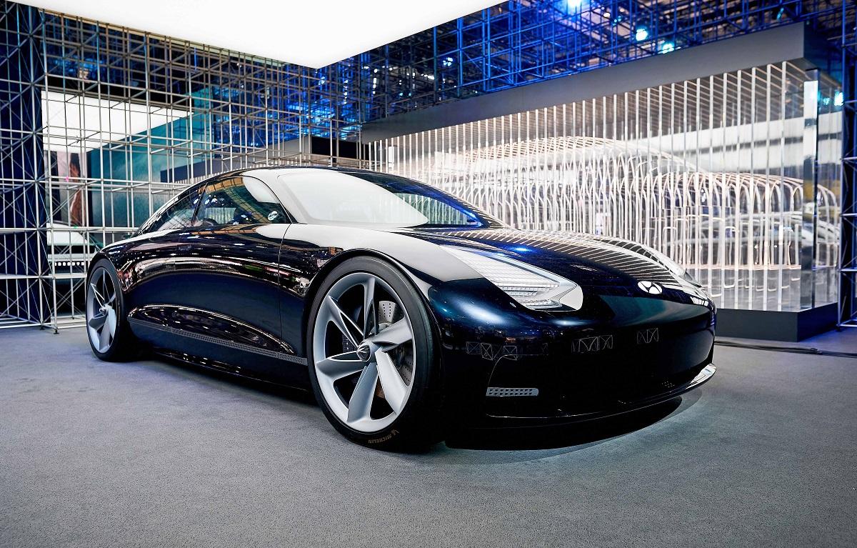 Concept Hyundai Prophecy