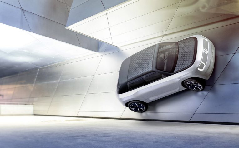 olkswagen ID.LIFE concept car